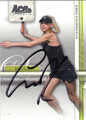 ANNA KOURNIKOVA AUTOGRAPHED TENNIS CARD #92712S