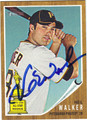 NEIL WALKER AUTOGRAPHED BASEBALL CARD #92711J
