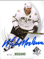 MIKE MODANO AUTOGRAPHED HOCKEY CARD #93012Q