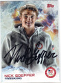NICK GOEPPER U.S. FREESKIING AUTOGRAPHED OLYMPICS CARD #11214C