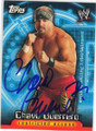 CHAVO GUERRERO AUTOGRAPHED WRESTLING CARD #11614A