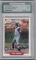 PHIL NIEKRO TORONTO BLUE JAYS GRADED, AUTOGRAPHED BASEBALL CARD #11714F