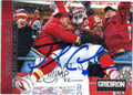 JAMAAL CHARLES KANSAS CITY CHIEFS AUTOGRAPHED FOOTBALL CARD #11914K