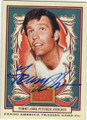 TOMMY JOHN AUTOGRAPHED BASEBALL CARD #12114L