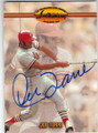 JOE TORRE ST LOUIS CARDINALS AUTOGRAPHED BASEBALL CARD #12114O