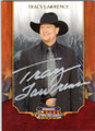 TRACY LAWRENCE AUTOGRAPHED CARD #12314M