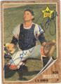 "BOB ""BUCK"" RODGERS LOS ANGELES ANGELS AUTOGRAPHED VINTAGE ROOKIE BASEBALL CARD #12414J"