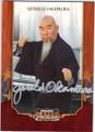 GERALD OKAMURA AUTOGRAPHED CARD #12514C