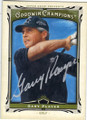 GARY PLAYER AUTOGRAPHED GOLF CARD #12814O