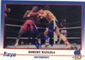 ROBERT WANGILA AUTOGRAPHED BOXING CARD #12914K
