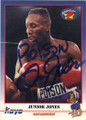 JUNIOR JONES AUTOGRAPHED BOXING CARD #13114F