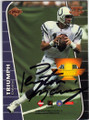 PEYTON MANNING AUTOGRAPHED FOOTBALL CARD #20114J