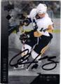 CHRIS KUNITZ PITTSBURGH PENGUINS AUTOGRAPHED HOCKEY CARD #20314D