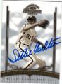 STEVE CARLTON PHILADELPHIA PHILLIES AUTOGRAPHED & NUMBERED BASEBALL CARD #20314F