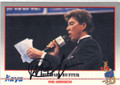 MICHAEL BUFFER AUTOGRAPHED BOXING CARD #22014i