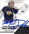 MARK DEKANICH NASHVILLE PREDATORS AUTOGRAPHED HOCKEY CARD #22114L