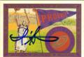 AMAR'E STOUDEMIRE PHOENIX SUNS AUTOGRAPHED BASKETBALL CARD #22114O