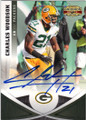 CHARLES WOODSON GREEN BAY PACKERS AUTOGRAPHED FOOTBALL CARD #22114V
