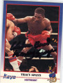 TRACY SPANN AUTOGRAPHED BOXING CARD #22314F