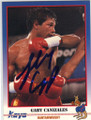 JOSE GABY CANIZALES AUTOGRAPHED BOXING CARD #22314N