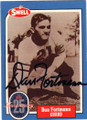 DAN FORTMANN CHICAGO BEARS AUTOGRAPHED VINTAGE FOOTBALL CARD #22414D