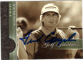 FRED COUPLES AUTOGRAPHED GOLF CARD #22414H