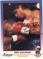 TONY BALTAZAR AUTOGRAPHED BOXING CARD #22514D