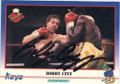 BOBBY CZYZ AUTOGRAPHED BOXING CARD #22514G