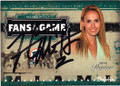 HEATHER MITTS AUTOGRAPHED SOCCER CARD #30414F