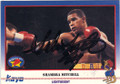 SHARMBA MITCHELL AUTOGRAPHED MISPRINT BOXING CARD #32214B