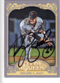 RYAN VOGELSONG SAN FRANCISCO GIANTS AUTOGRAPHED BASEBALL CARD #32914C