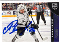 SLAVA VOYNOV LOS ANGELES KINGS AUTOGRAPHED HOCKEY CARD #40814L