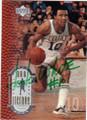 JO JO WHITE BOSTON CELTICS AUTOGRAPHED BASKETBALL CARD #40914D