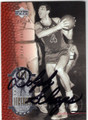 DOLPH SCHAYES PHILADELPHIA 76ers AUTOGRAPHED BASKETBALL CARD #41114i