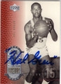 HAL GREER PHILADELPHIA 76ers AUTOGRAPHED BASKETBALL CARD #41414J