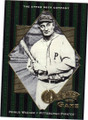 HONUS WAGNER PITTSBURGH PIRATES UNSIGNED BASEBALL CARD #41514G