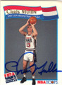 CHRIS MULLIN TEAM USA AUTOGRAPHED BASKETBALL CARD #41614O