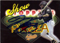 MIKE PIAZZA NEW YORK METS AUTOGRAPHED BASEBALL CARD #50214G