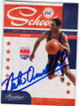 NATE ARCHIBALD KANSAS CITY KINGS AUTOGRAPHED BASKETBALL CARD #50514P