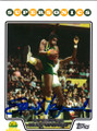 SPENCER HAYWOOD SEATTLE SUPERSONICS AUTOGRAPHED BASKETBALL CARD #50914J