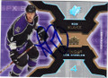 ROB BLAKE LOS ANGELES KINGS AUTOGRAPHED HOCKEY CARD #61014L