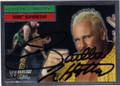SCOTTY 2 HOTTY AUTOGRAPHED WRESTLING CARD #61314F