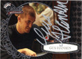 GUS HANSEN AUTOGRAPHED POKER CARD #62114i