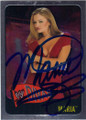 MARIA AUTOGRAPHED WRESTLING CARD #62614B