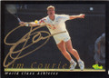 JIM COURIER AUTOGRAPHED TENNIS CARD #70714D