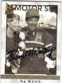 DARRELL WALTRIP AUTOGRAPHED NASCAR CARD #70714G
