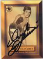 RUBEN OLIVARES AUTOGRAPHED BOXING CARD #71114D