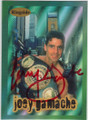 JOEY GAMACHE AUTOGRAPHED BOXING CARD #72214H