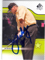 JIM McMAHON AUTOGRAPHED GOLF CARD #72514L