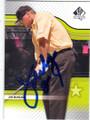 JIM McMAHON AUTOGRAPHED GOLF CARD #72514L